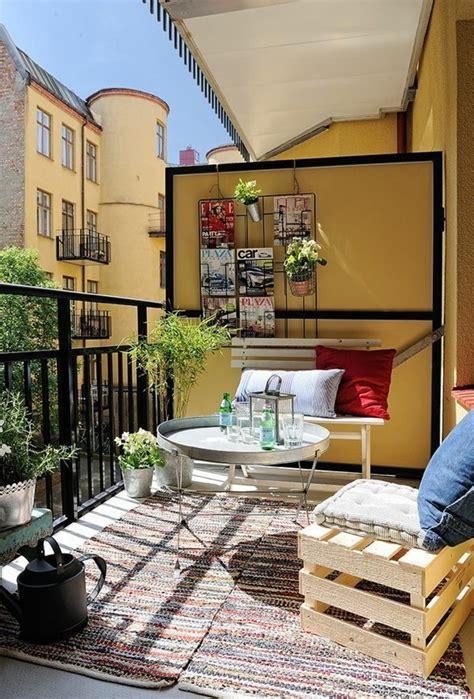 Terrassenmöbel Für Kleine Terrassen by 50 Ideen Wie Die Kleine Terrasse Gestalten Kann