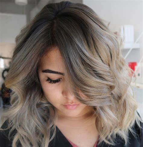 ash blonde hair color ideas  youll