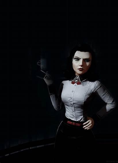 Bioshock Elizabeth Infinite Gifs Anna Dewitt Cosplay