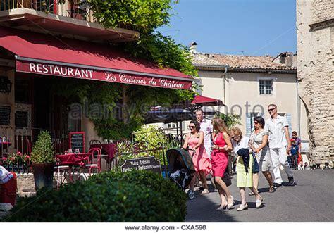 cuisine luberon restaurant gordes luberon stock photos restaurant gordes