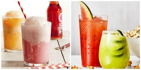 summer drink ideas 25 easy summer drink recipes fruity drink ideas for summer