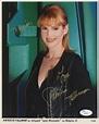 "Patricia Tallman Signed ""Babylon-5"" 8x10 Photo Inscribed ..."
