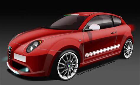Alfa Romeo Coming To Usa by Report 180 Hp Alfa Romeo Mito Veloce Coming To Autorai