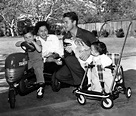 Audie Murphy and family | Stars and their families ...