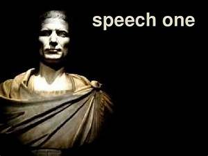brutus and antonys funeral speeches