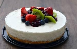 Torte Mit Früchten : joghurt torte rezept ~ Lizthompson.info Haus und Dekorationen