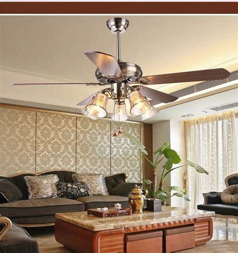 restaurants near power and light aliexpress com buy ceiling fan light living room antique