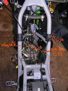 Kdx1991 Wiring Help - Kawasaki 2 Stroke