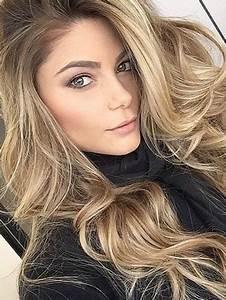 Beautiful Beauty Blonde Blonde Hair Fashion Green
