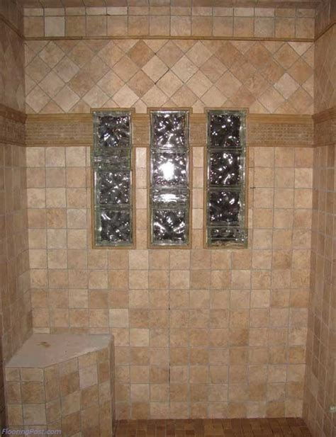 tile showers ceramic tile shower installation