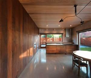 Revêtement Mural Cuisine : 30 id es pour le rev tement mural bois ~ Farleysfitness.com Idées de Décoration