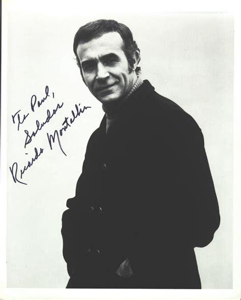 Ricardo Montalban - Autographed Inscribed Photograph ...
