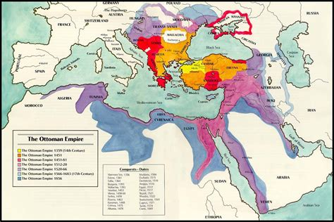 Ottoman Empire Middle East by Historical Influences On The Middle East Learning Team 1