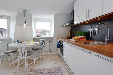 cuisine deco scandinave une cuisine 224 la d 233 co de type scandinave