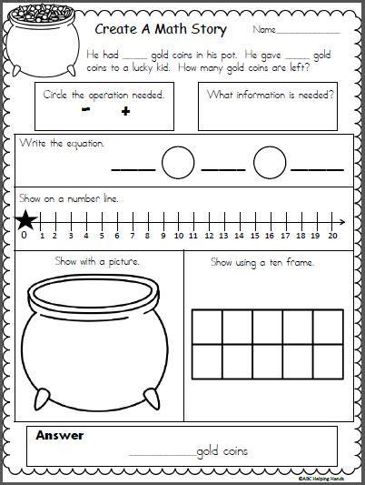 pile  presents math addition worksheets  images