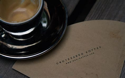 A Tiny, Intimate Coffee Experience