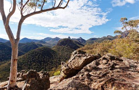 warrumbungle national park nsw national parks