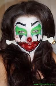 VIDEO TUTORIAL: Killer Clown Esmeralda Scary Clown ...