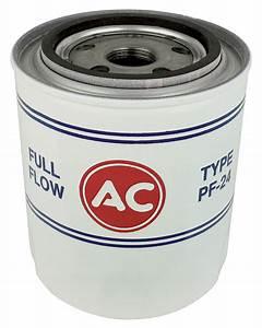 Gto Oil Filter  Ac Delco Pf