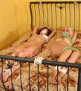And multiple girl bondage