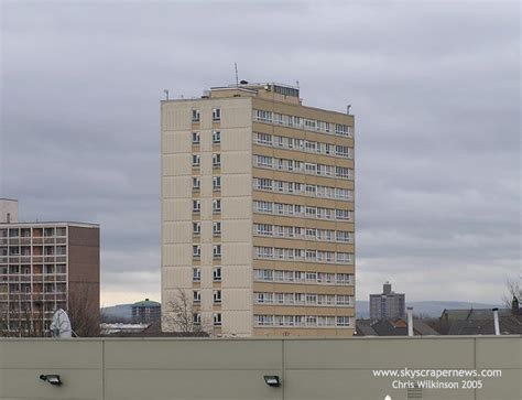 skyscrapernewscom image library  duffield court
