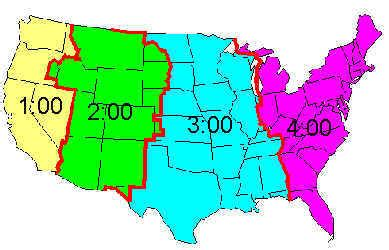 hour differences between time zones - OnlyOneSearch Results