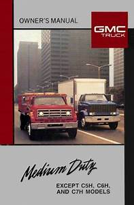 1990 Gmc Medium Duty Truck Owners Manual User Guide