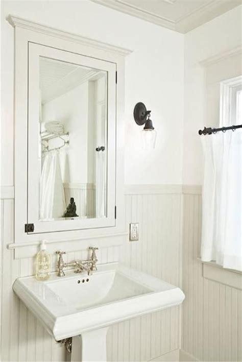 bathroom beadboard ideas best 25 medicine cabinets ideas on medicine