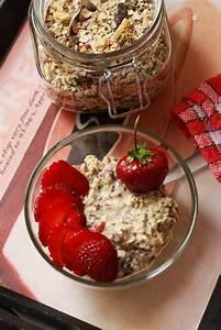 Petit Déjeuner Vegan : muesli maison of course recette pour le petit d jeuner ~ Melissatoandfro.com Idées de Décoration