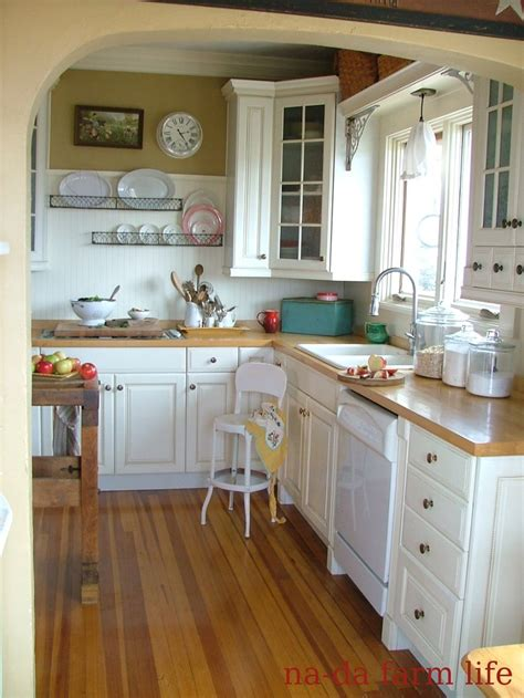 tiny cottage kitchens simple 30 cottage kitchen ideas decorating inspiration of 2838