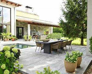Terrasse Gestalten Modern : terrassengestaltung ideen zum nachmachen mein sch ner garten ~ Watch28wear.com Haus und Dekorationen