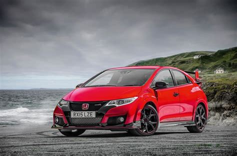 Curtain Slide Track by Honda Civic Type R Review 2017 Autocar