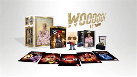 WWE 2K19 WOOOOO! Edition Announced - IGN