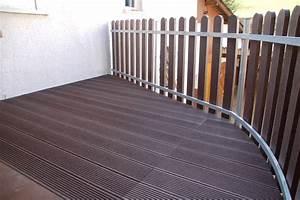 Kunststoffbretter Für Balkon : recycling kunststoff stege und terrassen stegbohlen ~ Lizthompson.info Haus und Dekorationen