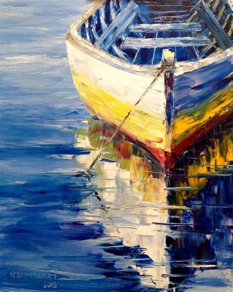 Decorative Painting Tutorials by 25 Best Boat Painting Ideas On Pinterest Oleo Painting