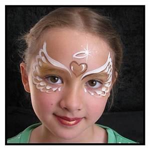 Maquillage Enfant Facile : ange 1 ~ Farleysfitness.com Idées de Décoration