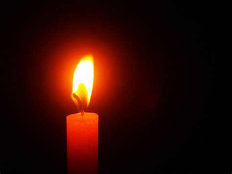 Stock Candele by Lighted Candle 183 Free Stock Photo
