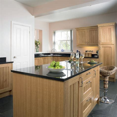 Country Oak Kitchen  Kitchen Design  Decorating Ideas