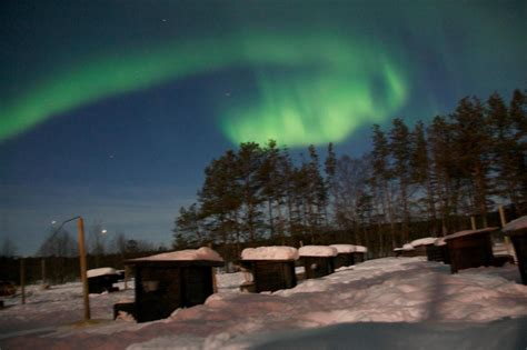 northern lights   kirkenes   borderland