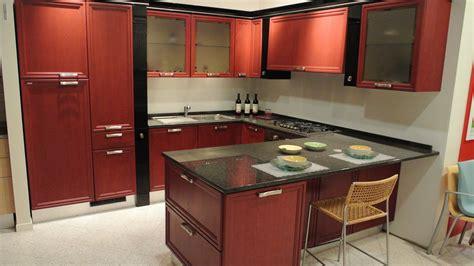 cucina scavolini rossa cucina scavolini grand relais 5251 cucine a prezzi scontati