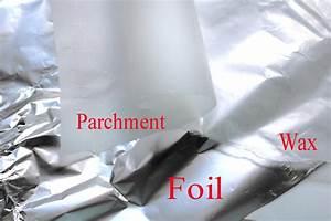 Foil vs. parchment vs. wax paper vs. freezer paper: Here's ...
