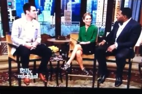 Kelly Ripa Makes Party Comment About Joe Flacco's Wife ...