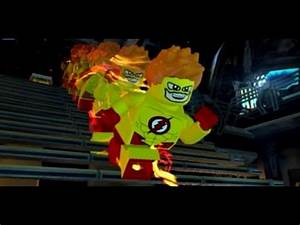 Kid Flash - How To Unlock - LEGO Batman 3 Beyond Gotham ...