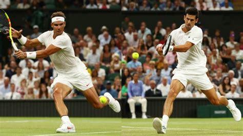 Wimbledon men's semifinals now set: Nadal vs. Djokovic, Isner vs. Anderson - SBNation.com