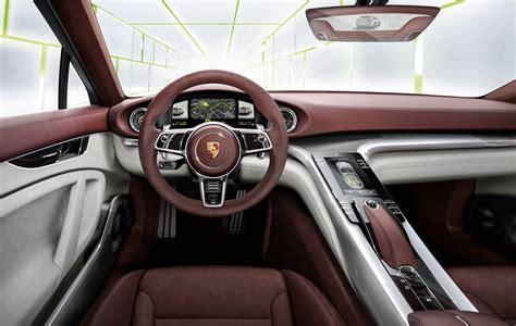 2019 porsche macan interior 2019 porsche macan interior update automotive car news