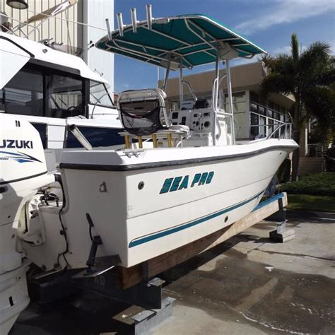 Sea Pro Boats For Sale In Florida by Sea Pro 210 Center Console Boats For Sale In Florida
