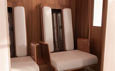 Infrarot Sauna Für Zuhause by Die Infrarot S1 Klafs So Schmal So Smart