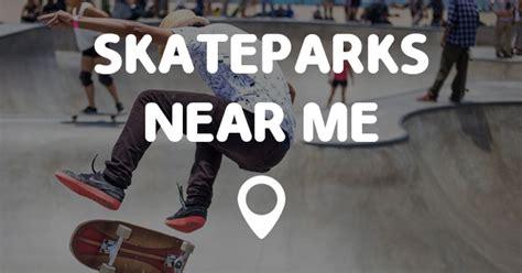 Skateparks Near Me  Points Near Me
