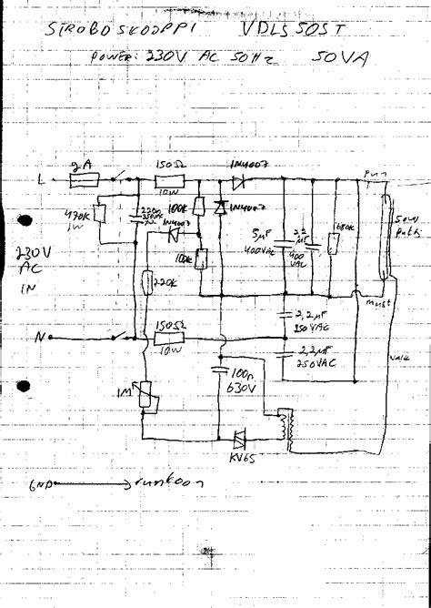 Trigger Circuits For Stroboscopes