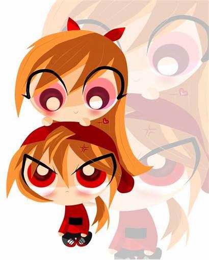 Powerpuff Deviantart Blossick Cartoon Ppg Cap Network